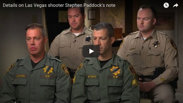 L V Police Open Up About Raiding Paddock S Room Video